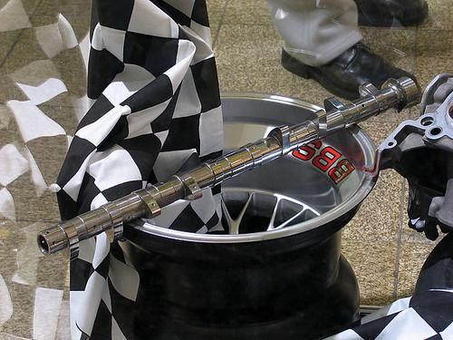 Ferrari Camshaft