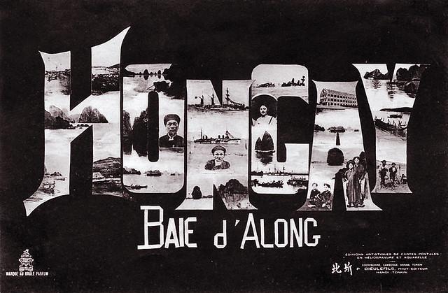 HONGAY - BAIE D'ALONG
