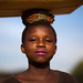 Purple lips - DR Congo -