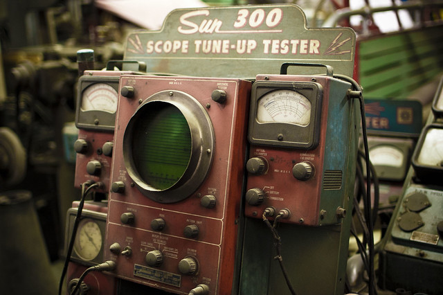 Sun 300 Tune-Up Tester | Flickr - Photo Sharing!