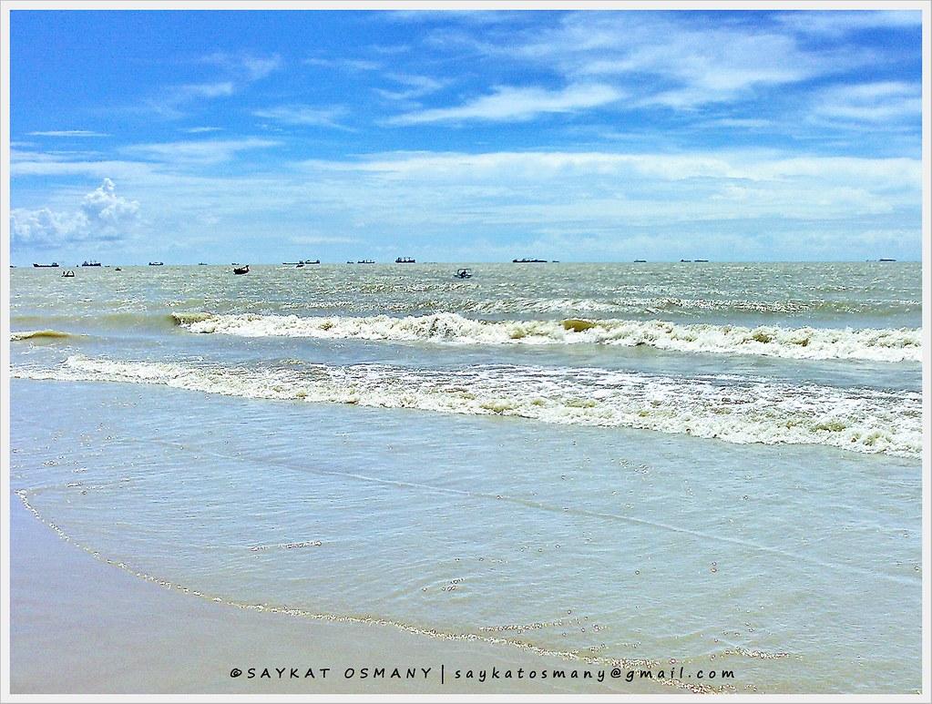 Once I Walked On A Sunny Beach In Haven... একদা এক রোদ্দৌজ্জ্বল দিনে, হেঁটে ছিলাম আমি স্বর্গের সৈকতে...