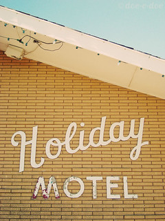holiday motel 1