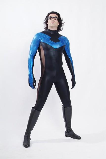 Nightwing Costume   Flickr - Photo Sharing!