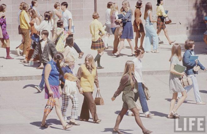 Wellofdesign High School Fashion Of The 70 39 S