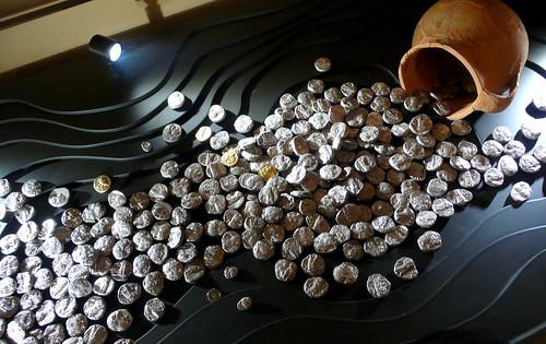 silver tetradrachms