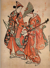 geisha(1.0), art(1.0), pattern(1.0), sketch(1.0), costume design(1.0), woman(1.0), drawing(1.0), illustration(1.0), person(1.0),