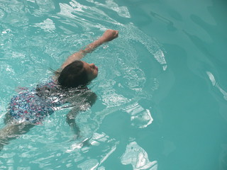 Swimming Eden