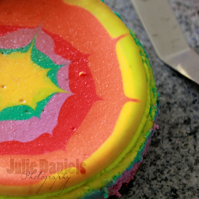 Rainbow Cheesecake | Flickr - Photo Sharing!