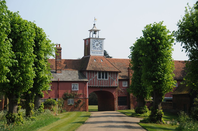Ingatestone Hall April 2011