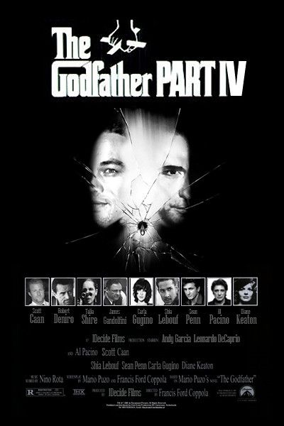 The Godfather 4 Poster | Flickr - Photo Sharing!