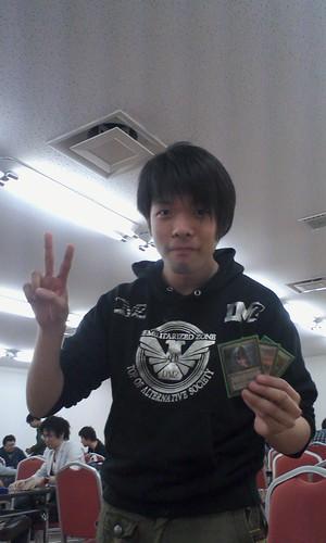LMC Chiba 336th Champion: Yamamoto Yuichiro