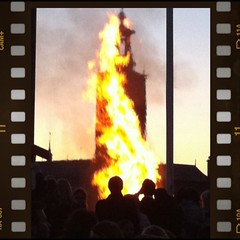 Walpurgis fire