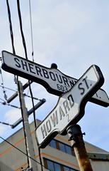 603 SHERBOURNE AT HOWARD ST.