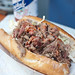 Cochon de Lait Po'boy. The Best Po'Boy at the Fest. Get one early or you'll be sorry! (at Food Area 1)