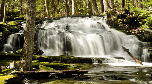 water waterfall stream day nh filter nd slowshutter p nikkor 1870mm cokin d7000 tuckerbrookfalls