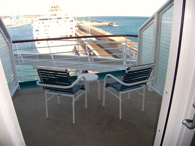 Soot On Aft Balcony Cruise Critic Message Board Forums