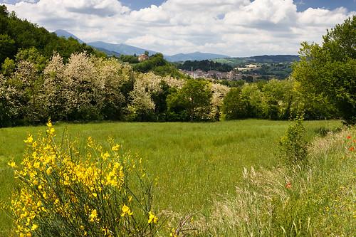 italy landscape geotagged italia ita italie marche paesaggio landschap pergola italië lemarche geo:lat=4356601700 geo:lon=1285326700