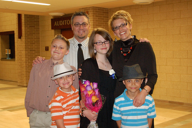 Grad11: Family