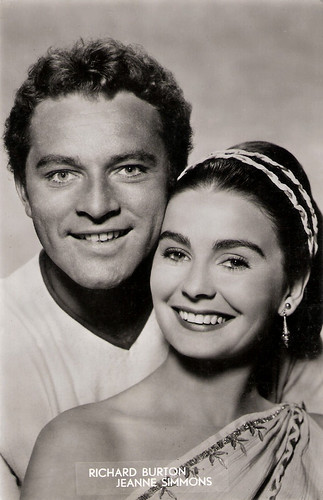 Richard Burton, Jean Simmons