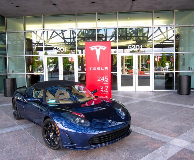 Tesla Motors Annual Shareholders Meeting