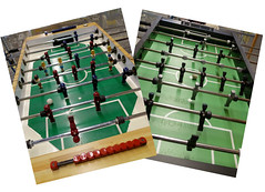 Science & Foosball