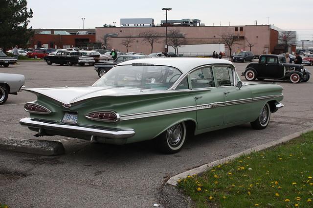 Chevy Impala 1959 Four Door For Sale | Joy Studio Design Gallery ...
