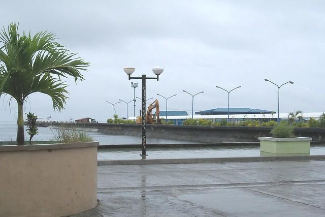 Baybay port