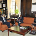 Assistant Secretary General Meets with the Prime Minister of Saint Kitts and Nevis