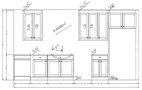 Kitchen Cabinets Ideas Cabinet Diagram Photos Gallery