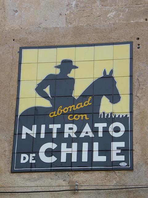 Nitrato de Chile, Torroella de Montgrí
