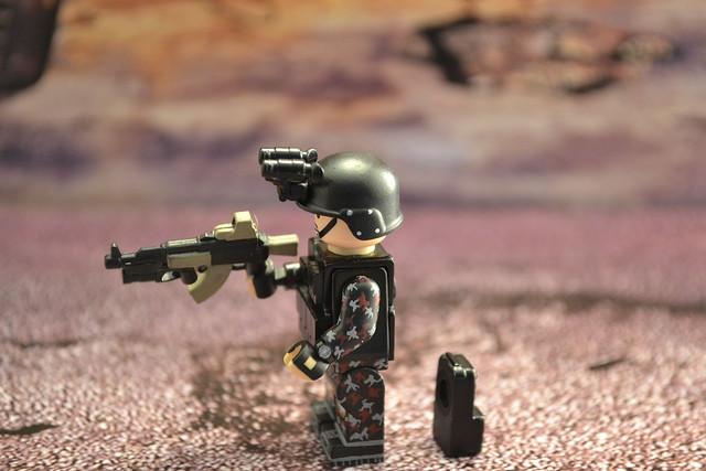 Modern Warfare 2 Russian Spetznaz