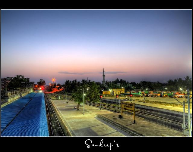 Early morning @ kumbakonam