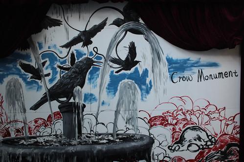 Crow Monument
