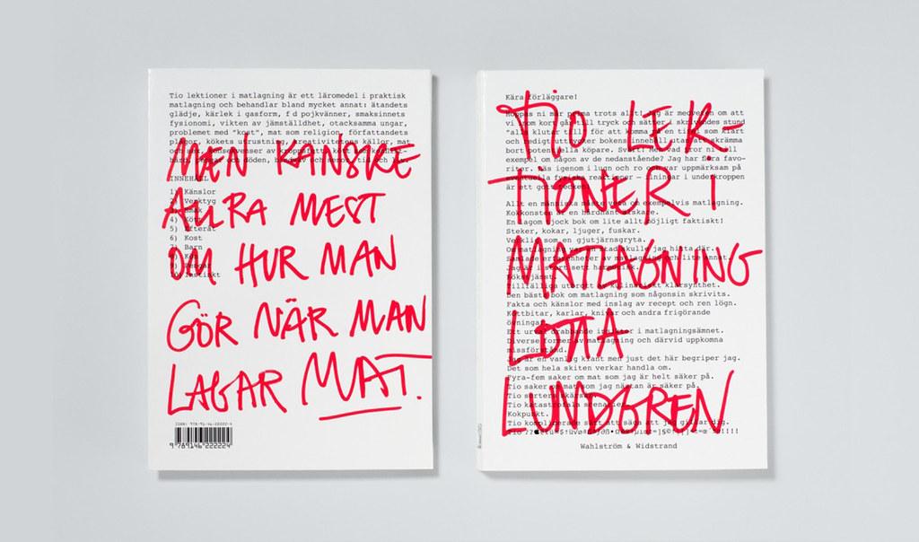 10 lektioner i matlagning av Lotta Lundgren.