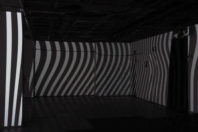 mayer+empl . BYOB . interactive light sculpture . prague . 2014