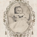 Small photo of Post mortem portrait of a baby