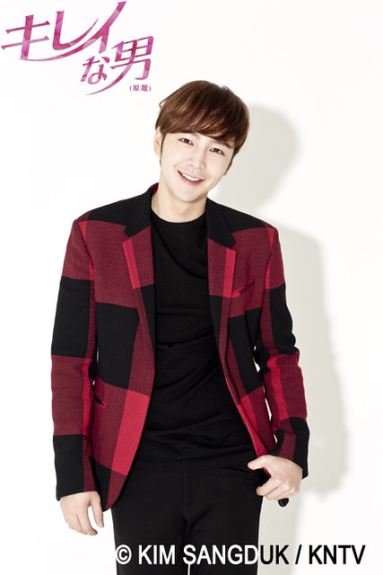 [Pics] Jang Keun Suk from KNTV official website 14183846078_9b2945b165_z