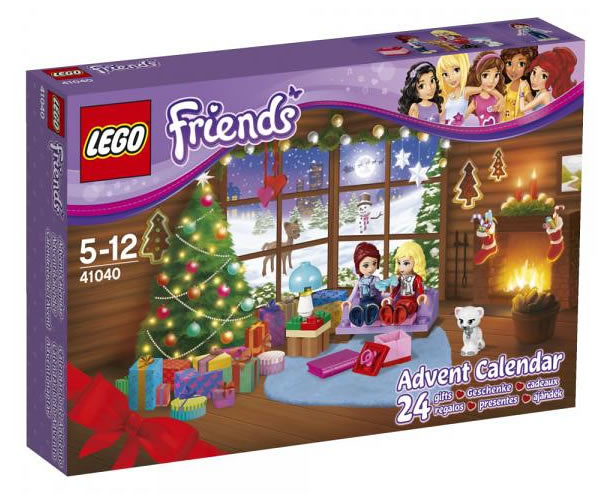 LEGO Friends 41040 - Advent Calendar 2014