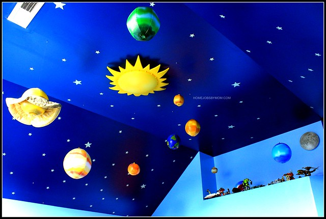 Tolalu outer space room ideas home jobs by mom for Jobs in outer space