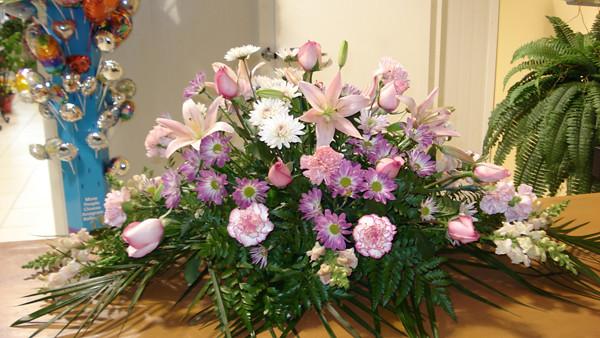Farah Florist W-A-6.  $350-400