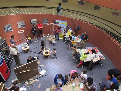 makerspace at Baltimore County Public Library