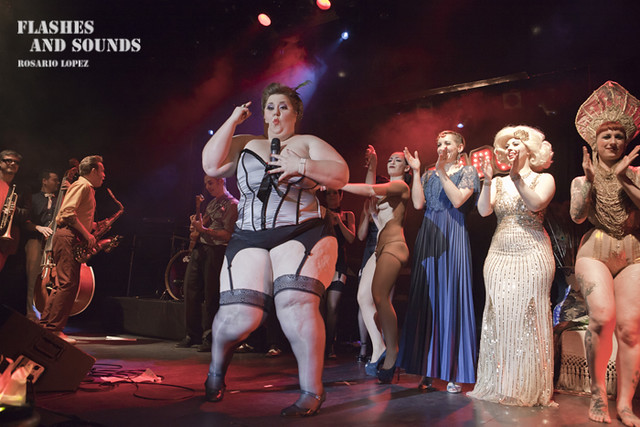 Taboo Barcelona Burlesque Nights