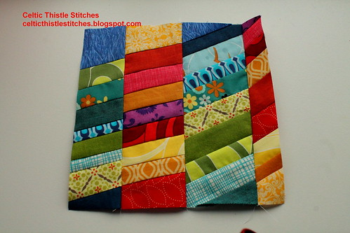 Fat Stash Brit Bee June block 1