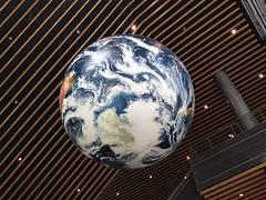 The World (globe / art)
