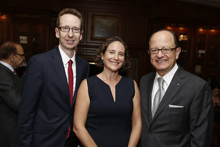 Installation of Dean Amber Miller USC Dana and David Dornsife College of Letters, Arts and Sciences 9-27-16