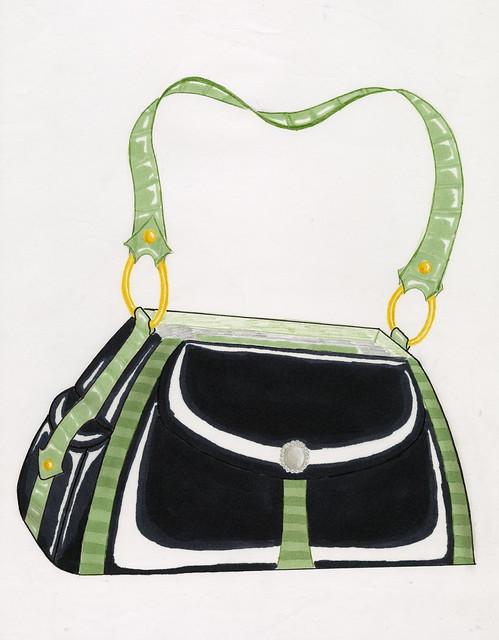 Shoulder Bag with Outside Pocket | Flickr - Photo Sharing!