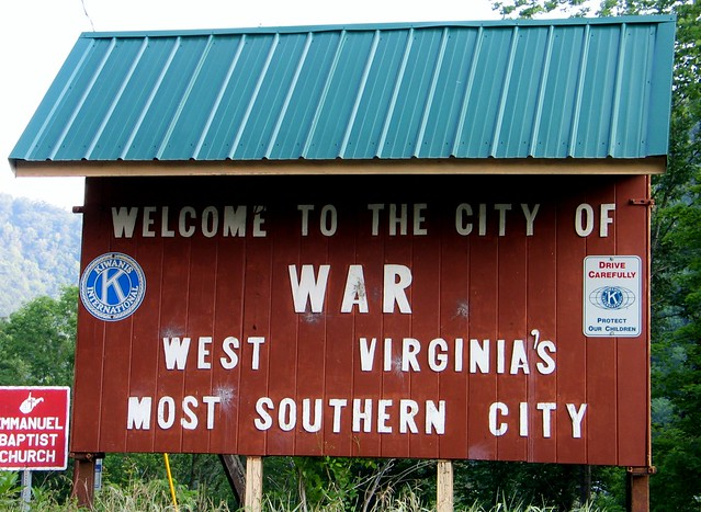 Welcome to the City of War