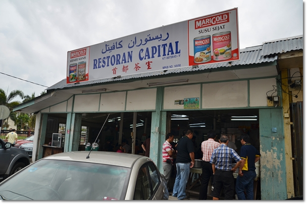 Capital Restaurant - The Famous Nasi Dagang