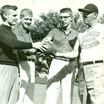 Y Archives - 1958, Fall - Student Membership Drive