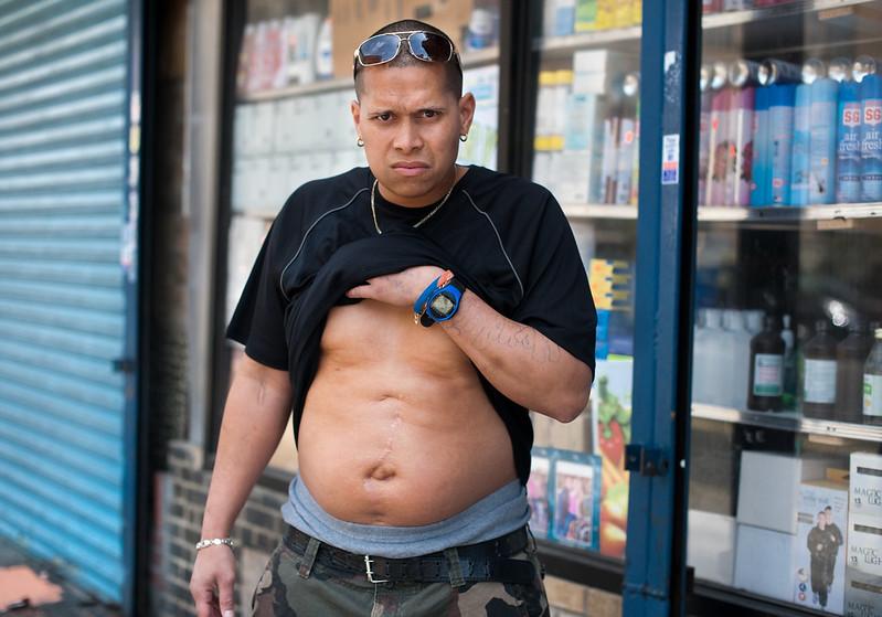 Hendrix: East Tremont Bronx